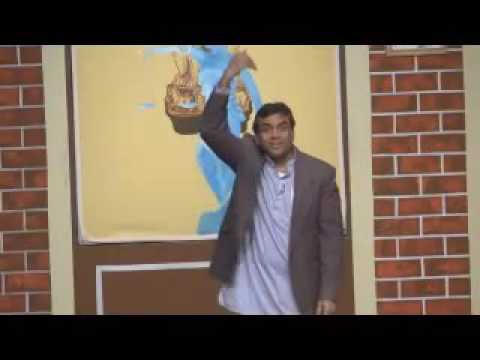 Sh.Paresh Rawal Stage acting - oh My God movie