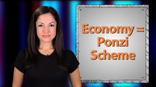 The Resident: How the Economy Is a Ponzi Scheme