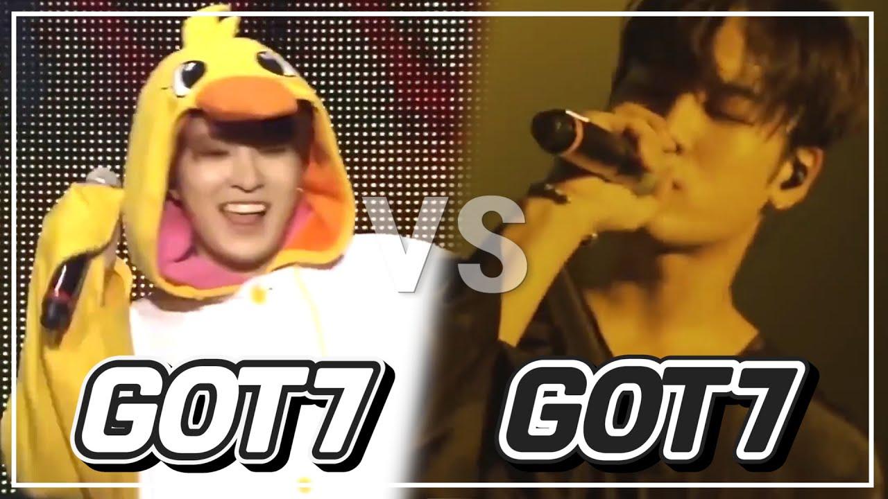갓세븐 대항전 GOT7 VS GOT7