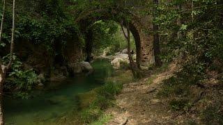 Puente de las Herrerías - Río Guadalquivir (Andalucía)