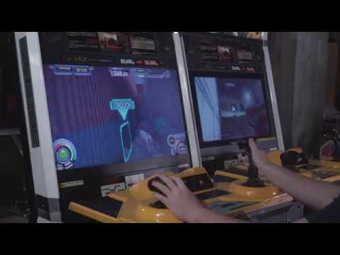 Half Life 2 Survivor SD Arcade Machine demo with features and gameplay highlights