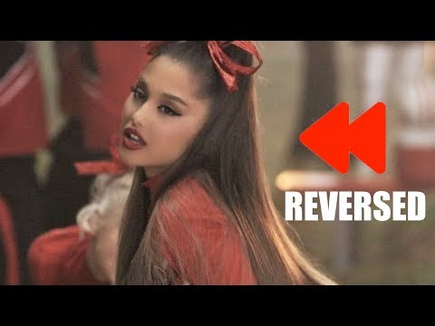 Ariana Grande - thank u, next REVERSED! (Music Video)