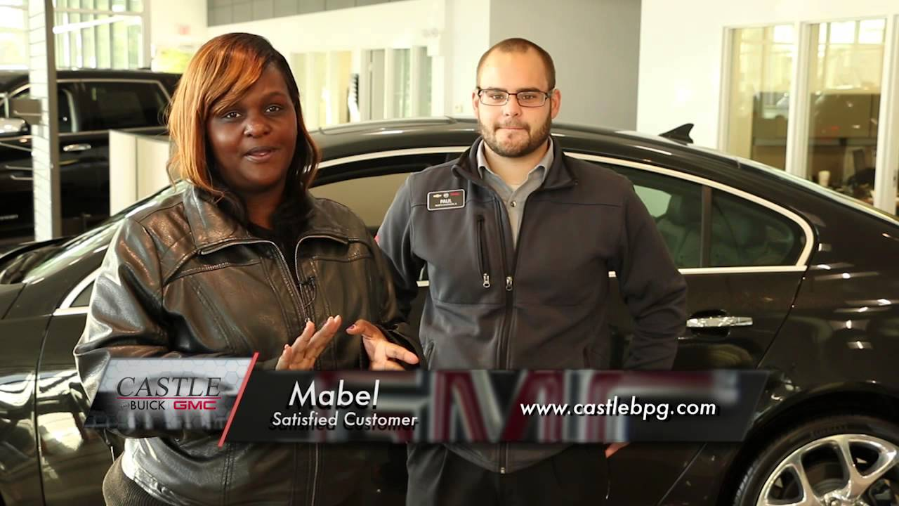 Castle Buick Gmc >> Satisfied Customer Reviews Castle Buick Gmc North Riverside Il