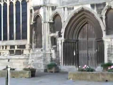 Newark-On-Trent Parish Church and Town Hall