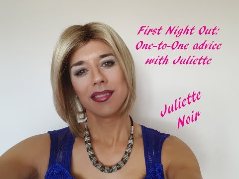 First Night Out - One-to-One advice with Juliette