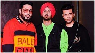 Badshah, Diljit to sip Koffee with Karan - #Entertainment News