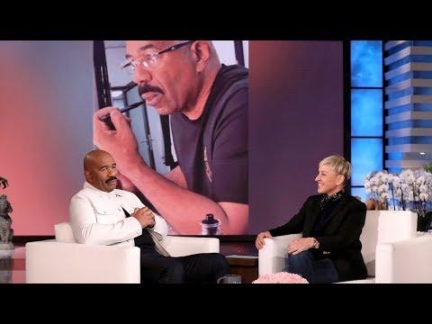 The Bushman Show - Steve Harvey's Son Leaks Video