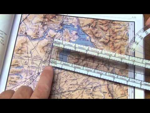 Using the Navigational Plotter - Example 1