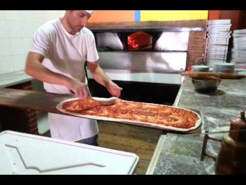 Неаполитанская пицца!