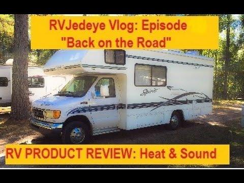 """[RVJedeye] – VLOG/Episode :09 """"Back on the Road"""""""