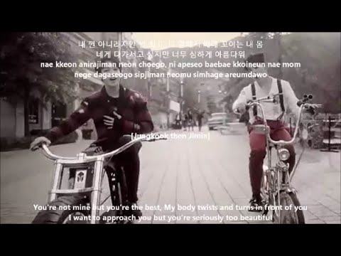 BTS 방탄소년단 War of Hormone MV+Lyrics [Hangul, Romanization, English Translations]