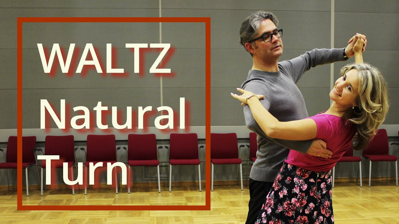 Easiest Way to Learn Waltz Basic | Box | Natural Box | Natural ...