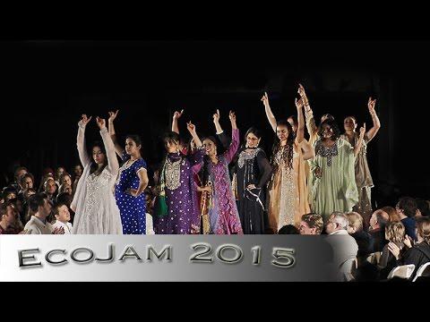 Highlights from EcoJam Fashion Show 2015