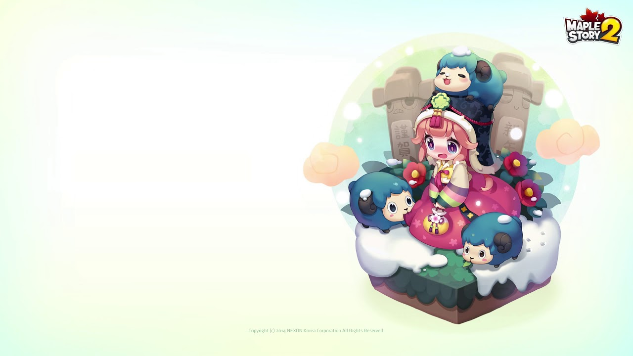MapleStory 2 OST: Holiday DDR 14 (Gloria in Excelsis Deo) #1