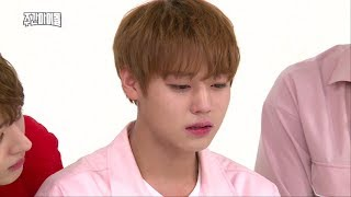 Video (Weekly Idol EP.316) WANNA One's JI HOon the artisan of crying acting [지훈 눈물연기] download MP3, 3GP, MP4, WEBM, AVI, FLV Agustus 2017