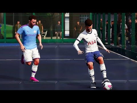 """FIFA 20 """"Street Mode"""" VOLTA Gameplay Trailer (2019) PS4 / Xbox One / PC"""