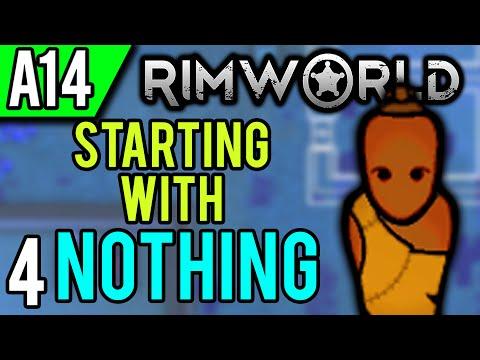 RimWorld Alpha 14 | Reforestation (RimWorld Starting with NOTHING Scenario Playthrough Ep 4)