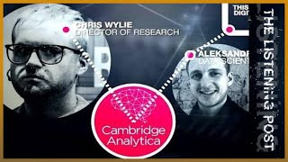Chris Wylie, Facebook and the dark side of social