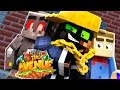 RECRUITING A NEW MEMBER FOR THE MAFIA   The Avenue - Modded Minecraft SMP #15