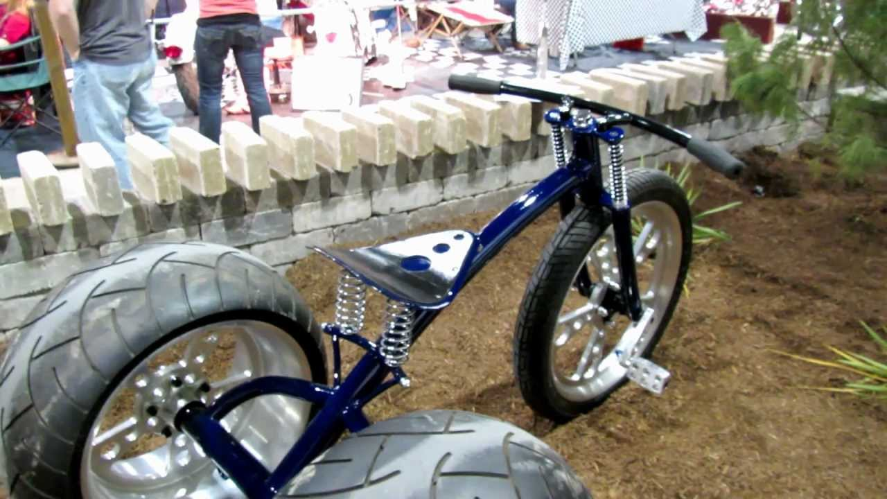 Custom 3 Wheel Tricycle Youtube