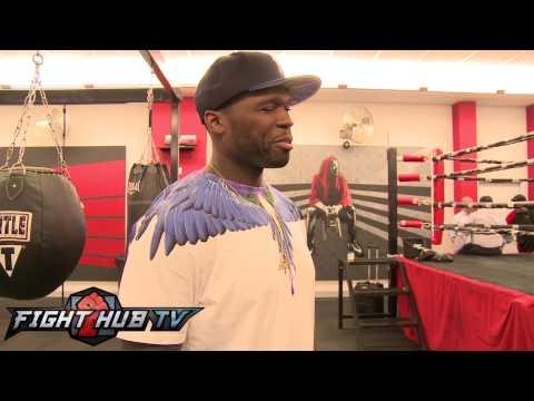 "50 Cent "" Yuriorkis Gamboa will stop Terence Crawford."" Talks James Kirkland"