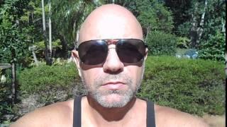 Bald Guy Stubble Beard - Famous Bald People