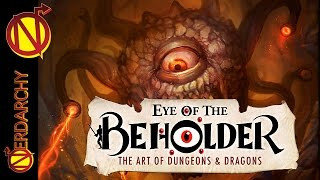Eye of the Beholder The Art of Dungeons & Dragons Documentary Nerd Talk With Brian Stillman