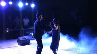 Самый трогательный танец на свадьбе (жениха с мамой).