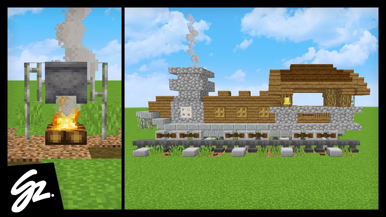 8 Campfire Building Ideas In Minecraft