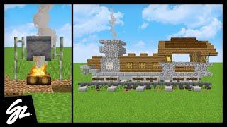 minecraft campfire building