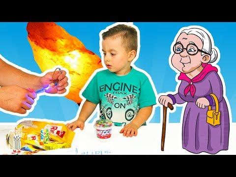 Ce mi-a Adus Bunica de la Sovata! Lampa cu Sare?? Am nevoie eu de Asta?!?
