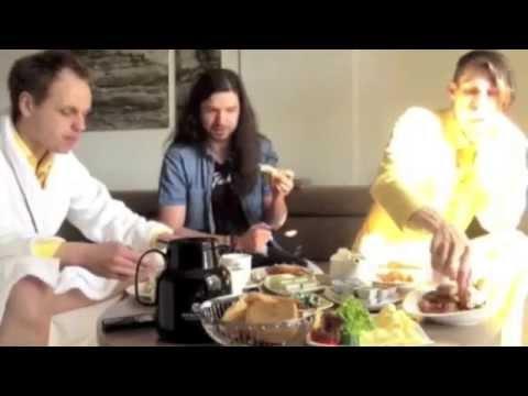 Zusammenschnitt Live-Stream aus dem Park Inn by Radisson Hotel