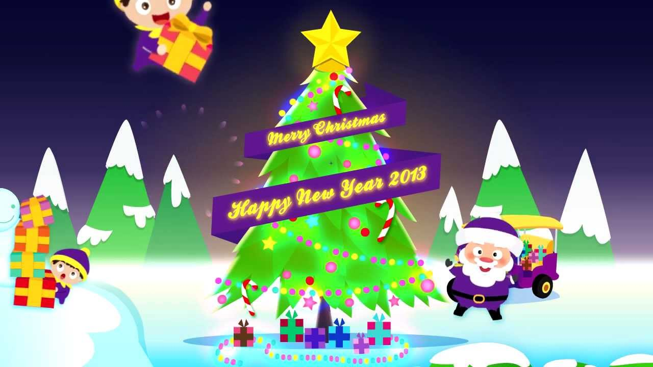 merry x'mas & happy new year from scb - youtube