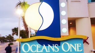 REVIEW Oceans One Resort (Part 1) Myrtle Beach, Sc Video Hotel TimeShare