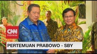 Download Video Sempat Tertunda, Prabowo - SBY Akhirnya Bertemu MP3 3GP MP4