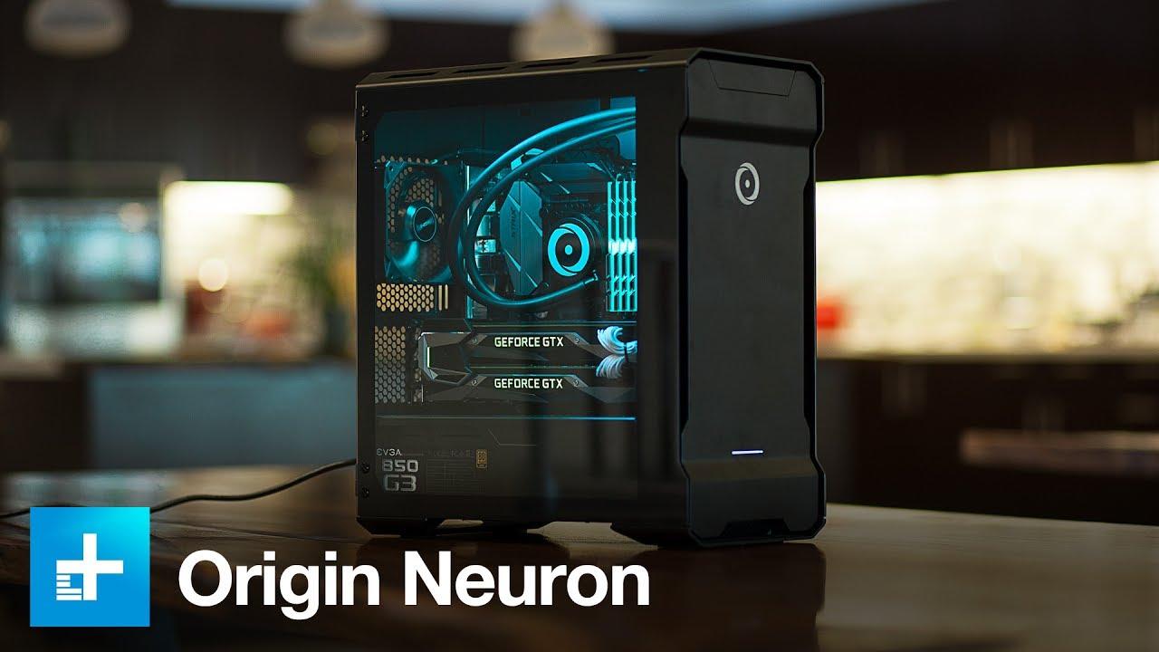 Origin Neuron Custom Gaming PC – Hands On Review