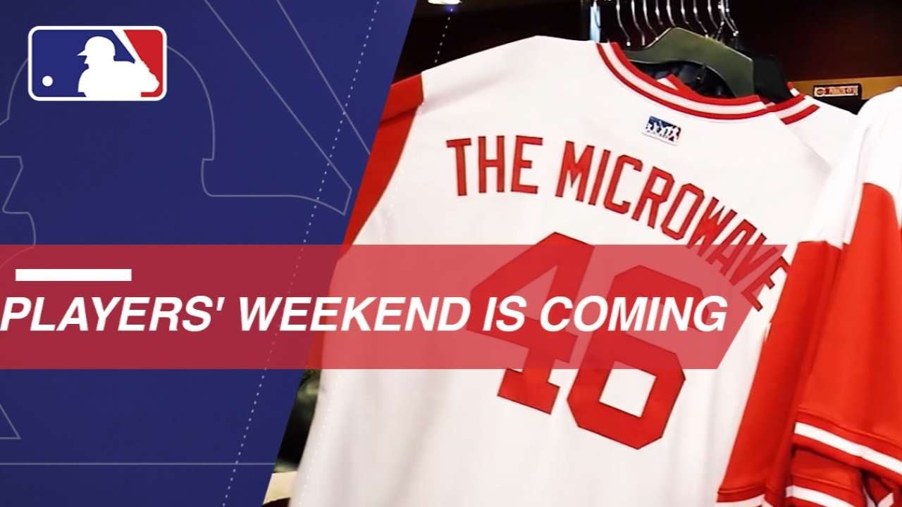 8a813989d43 It s almost time for Players  Weekend - YouTube