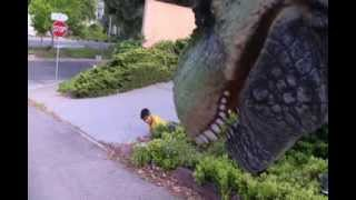 T-Rex Ambush (Rejected Scene from Dinosaur Attack 1.5)