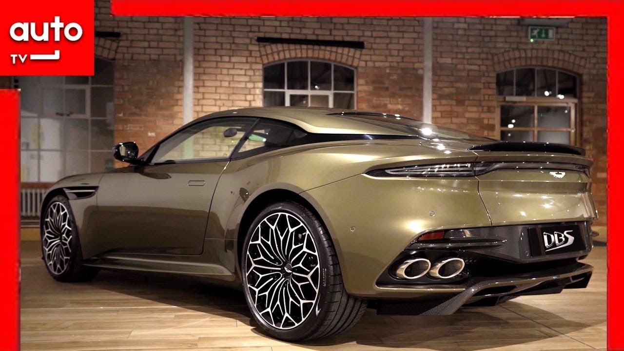 2020 Aston Martin Dbs Superleggera 007 James Bond Limited Edition