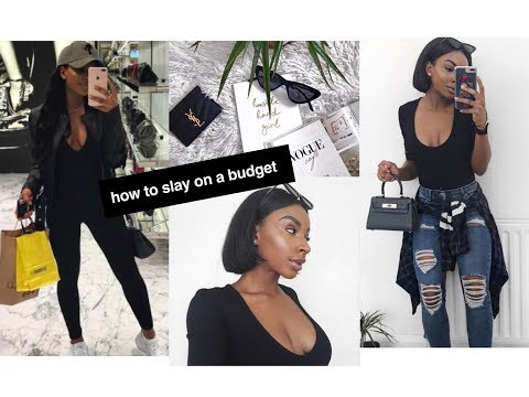 HOW TO SLAY LIFE ON A BUDGET | Chrissie Milan