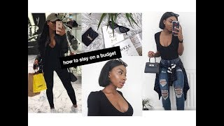 One of Chrissie Milan's most viewed videos: HOW TO SLAY LIFE ON A BUDGET | Chrissie Milan