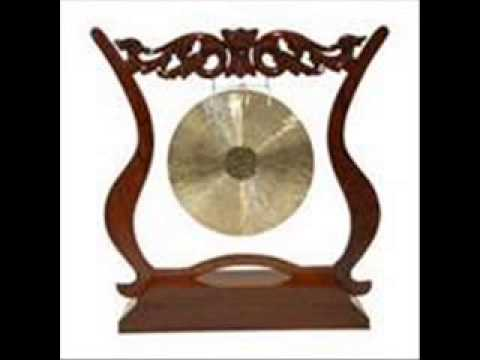 chinese gong - sound effect