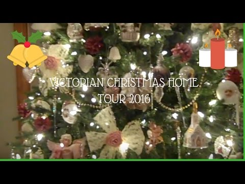 EPI. #536 ~ Victorian Christmas Home Tour 2016!