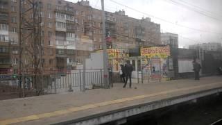 видео Вокзалы Москвы: Рижский