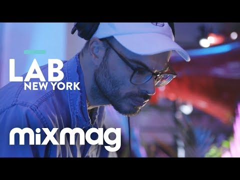 JOAKIM (Live Modular Synth & Vinyl Set) in the Lab NYC