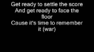 Repeat youtube video War by The Sick Puppies lyrics