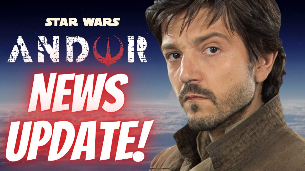 Download NEW Details For the Andor Series, Big Return to Coruscant, Kevin Feige & More Star Wars News!