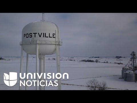 Postville: Cómo la mayor redada migratoria en la historia reciente de EEUU devastó un pueblo entero