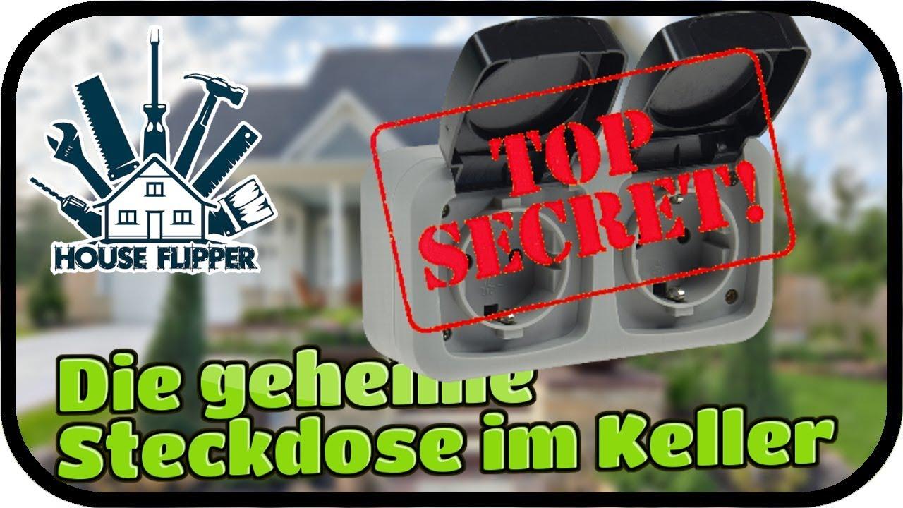 House Flipper - Die geheime Steckdose im Keller #006 - Heimwerker ...