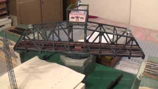 Motorized Walthers Swing Bridge